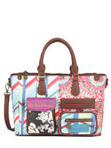 Shopping Bag Bruselas Desigual Multicolor bruselas 20WAXPDI