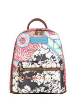Backpack Desigual bruselas 20WAKP51