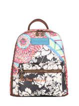Backpack Desigual Multicolor bruselas 20WAKP51
