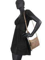 Crossbody Bag Carla Leather Miniprix Brown carla MD8144-vue-porte