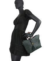 Handbag Camille Miniprix Green camille MD8041-vue-porte