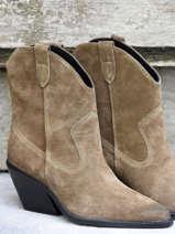 Cowboy boots low kole-BRONX