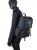 Backpack-ECOALF-vue-porte