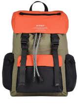 Sac à Dos Business Ecoalf Vert backpack WILDSHER