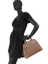 Top Handle Hudson Leather Michael kors hudson F0GHUS3L-vue-porte