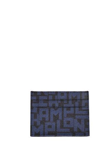 Longchamp Le pliage lgp Porte billets/cartes Bleu