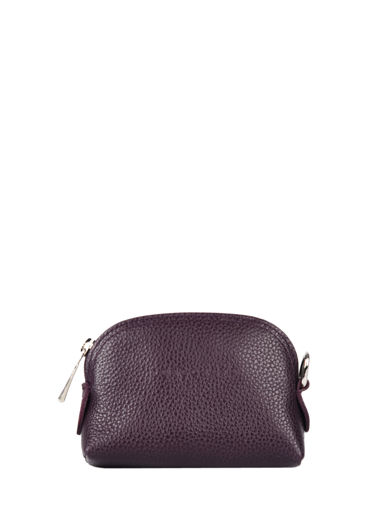 Longchamp Porte-monnaie Violet