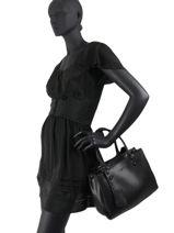 Sable Top-handle Bag Miniprix Black sable G7463-vue-porte