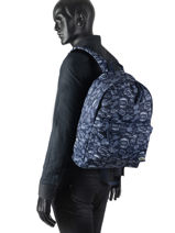 Backpack Neo Croc Lacoste neo croc NH3296NZ-vue-porte