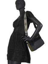 Shoulder Bag Be Global Desigual Black be global 20WAXAA5-vue-porte