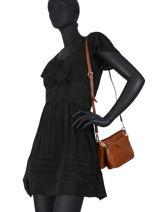 Crossbody Bag Sable Miniprix Brown sable DQ8583-vue-porte