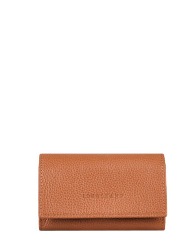 Longchamp Coin purse Brown