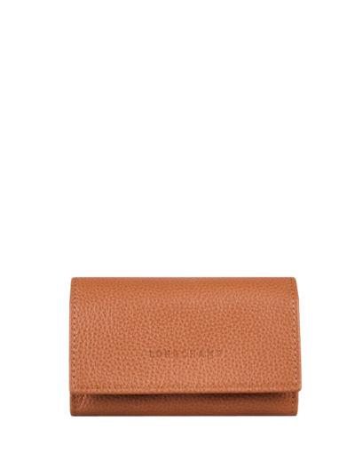 Longchamp Porte-monnaie Marron