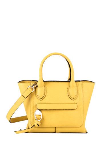 Longchamp Mailbox Handbag Blue