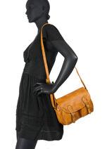 Crossbody Bag Classic Miniprix Yellow classic MD511-vue-porte