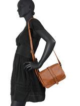 Arthur Crossbody Bag Miniprix Brown arthur MD5211-vue-porte