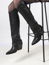 Boots-BRONX-vue-porte