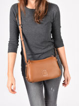 Crossbody Bag Balade Leather Etrier Brown balade EBAL13-vue-porte