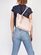 Shoulder Bag A4 Sullivan Michael kors Pink sullivan T0GNXT2L-vue-porte