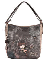 Universe Shoulder Bag Anekke Brown universe 31702072
