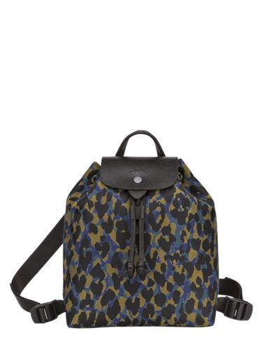 Longchamp Le pliage panthÈre Backpack
