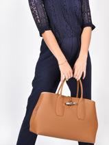 Longchamp Roseau Handbag-vue-porte