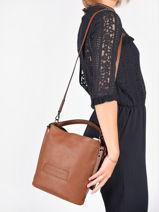 Longchamp Longchamp 3d Messenger bag-vue-porte