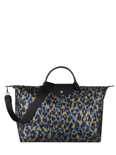 Longchamp Le pliage panthÈre Travel bag