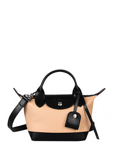 Longchamp Le pliage cuir make a wish Handbag