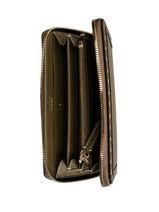 Leather Wallet Premier Flirt Lancel premier flirt A10111-vue-porte