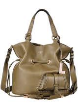 Medium Bucket Bag Premier Flirt Lancel premier flirt A10110