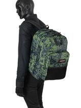 Backpack Pinnacle Eastpak K060-vue-porte