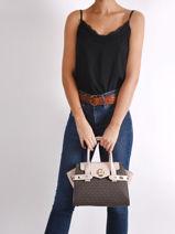 Handbag Carmen Michael kors carmen S0GNMS1B-vue-porte
