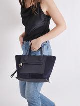 Longchamp Mailbox soft Handbag-vue-porte