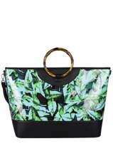Glamazone Tote Bag Hexagona Green glamazone 799241