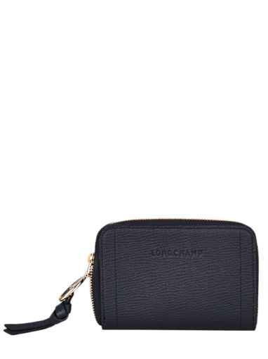 Longchamp Mailbox Coin purse Beige