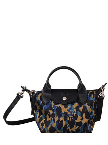 Longchamp Le pliage panthÈre Handbag