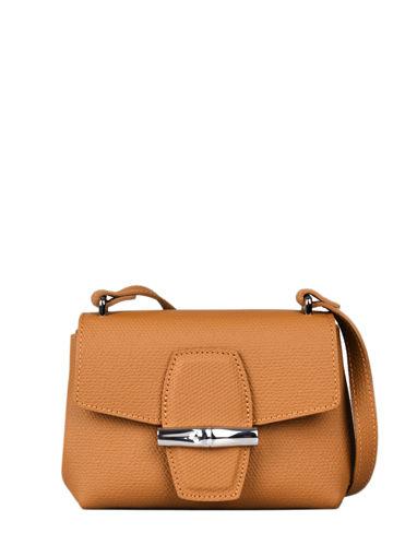 Longchamp Roseau Messenger bag Brown