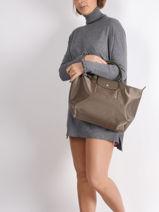 Longchamp Le pliage neo Handbag-vue-porte