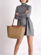 Longchamp Besaces-vue-porte