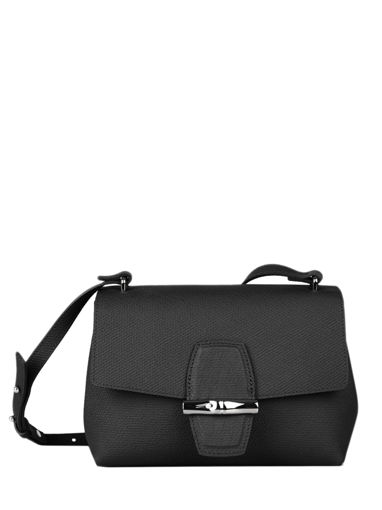 Longchamp Roseau Messenger bag Gray