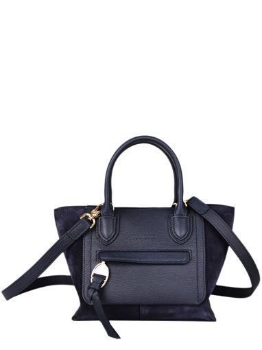 Longchamp Mailbox soft Handbag Brown