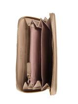 Manhattan Wallet Liu jo Brown manhattan AA1176-vue-porte