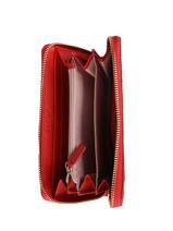 Portefeuille Sicura Liu jo Rouge sicura AA1344-vue-porte