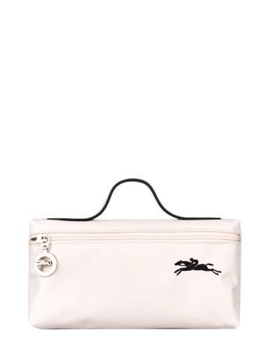 Longchamp Le pliage club Clutches Beige