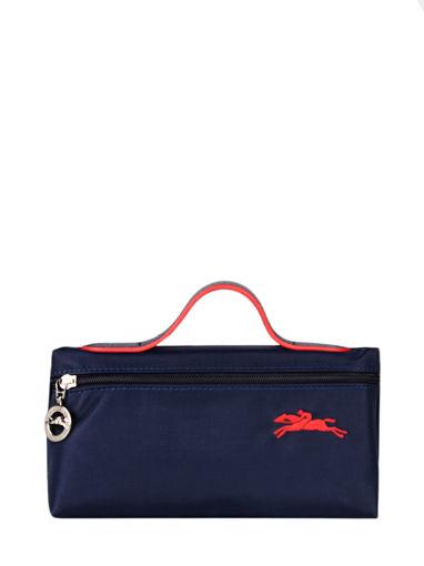 Longchamp Le pliage club Clutches Blue