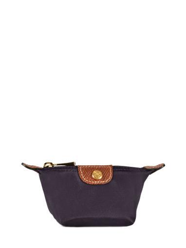 Longchamp Porte-monnaie Rouge