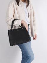 Sable Top-handle Bag Miniprix Black sable 1-vue-porte