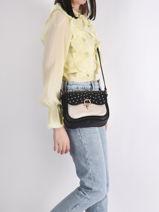 Silente Crossbody Bag Liu jo Black silente AA1088A-vue-porte