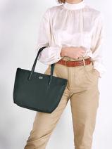 Shoulder Bag L.12.12 Concept Lacoste l.12.12 concept NF2037PO-vue-porte